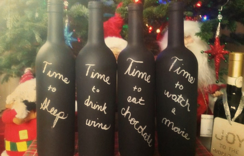 The Gift of Time AND a Bottle