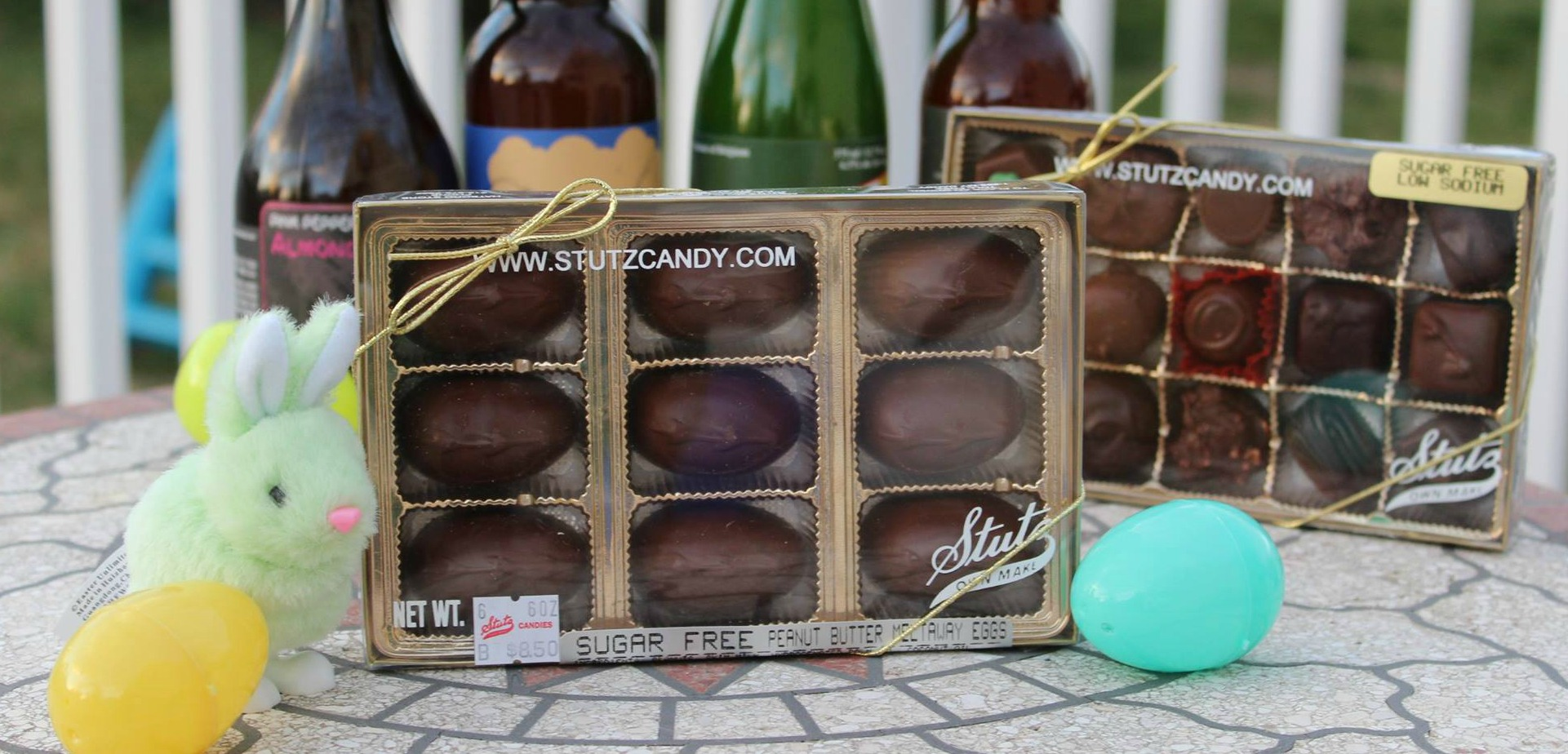 Men and diabetics like easter baskets too prayer wine chocolate sugar free candy sugarfreecandyeaster1g negle Image collections
