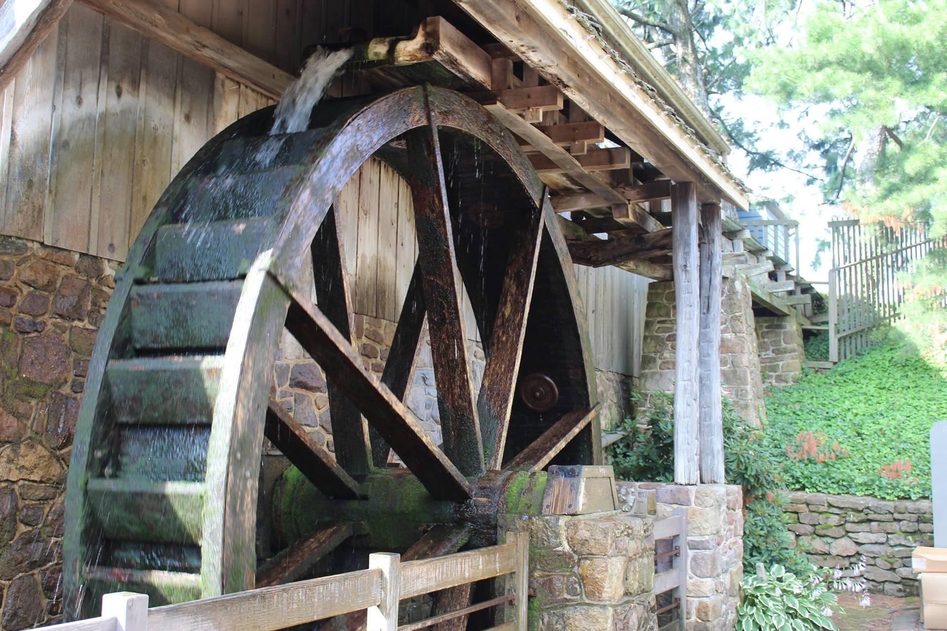 pedvilwaterwheel