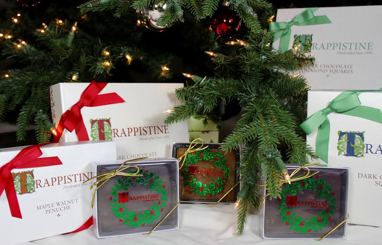 trappistinecandychristmas