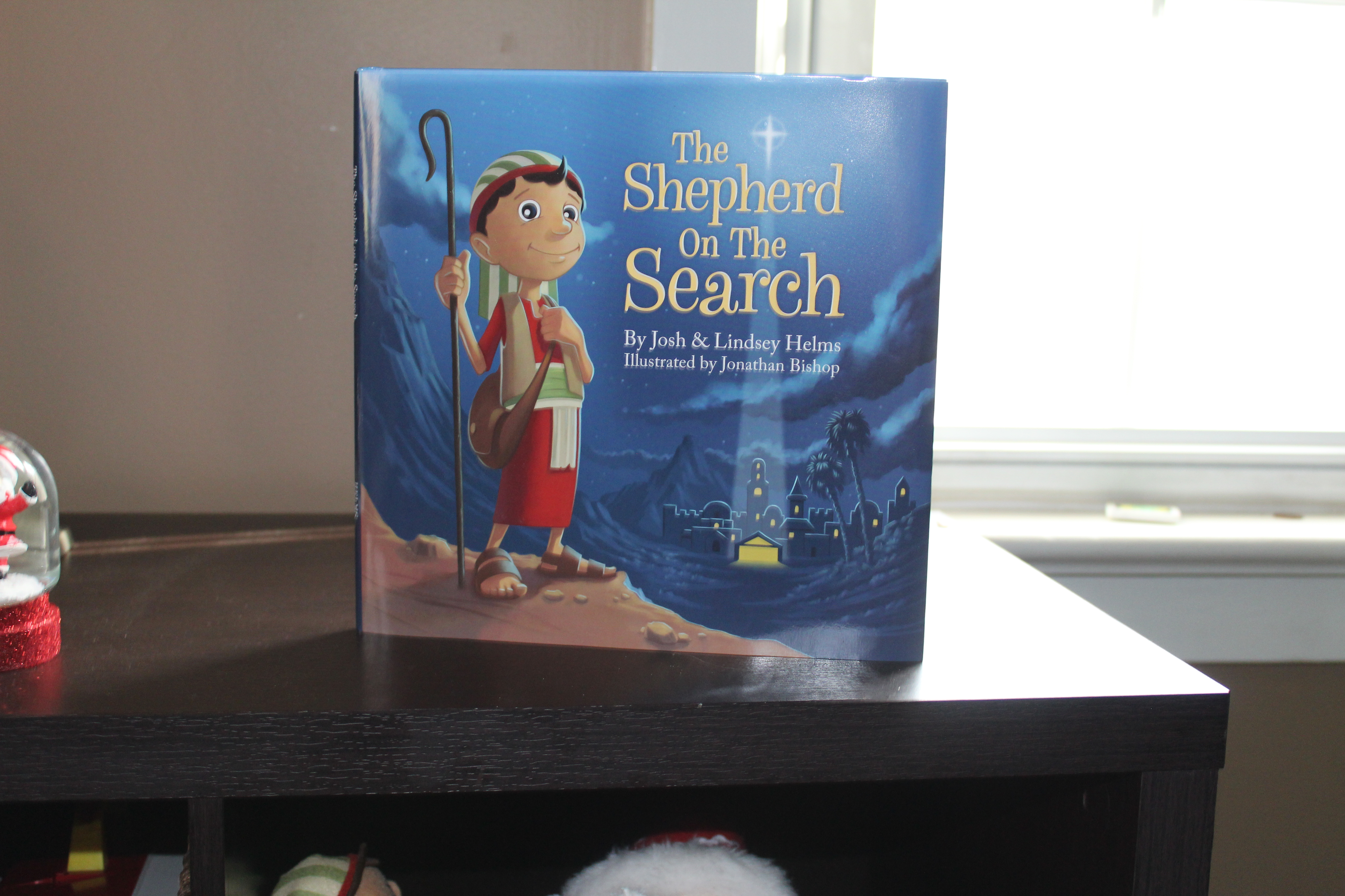 The Shepherd on the Search {Review & Giveaway!}