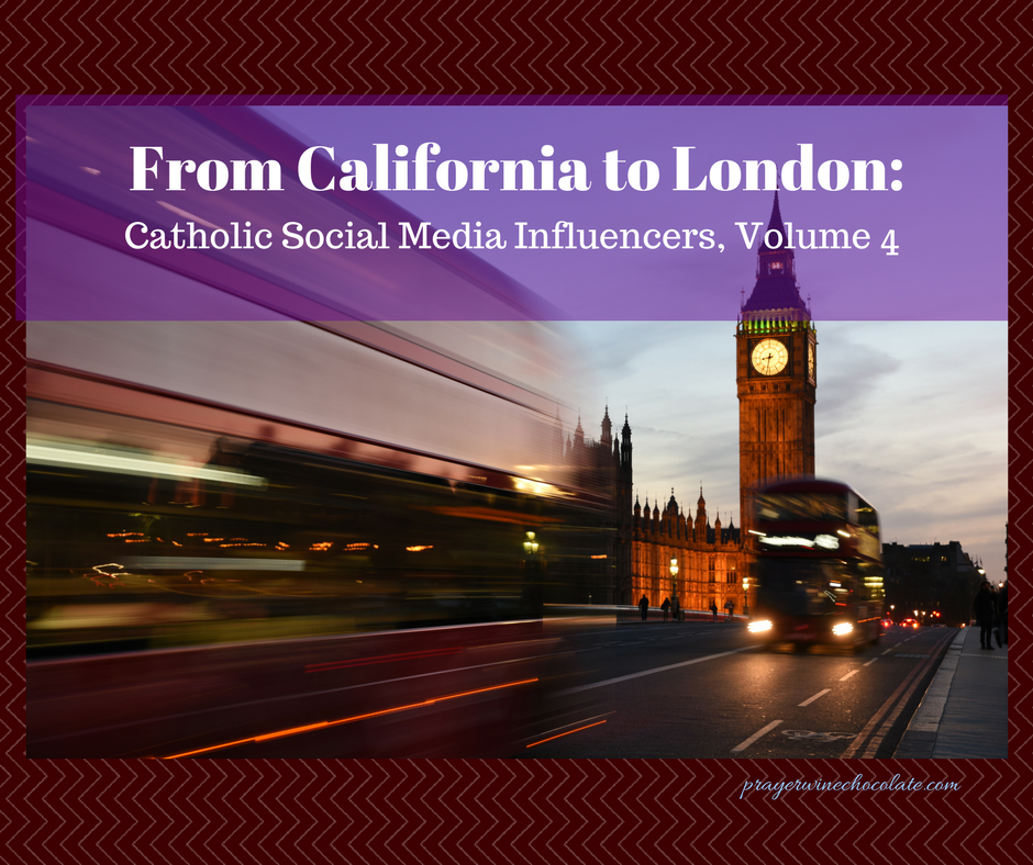From California to London: Catholic Social Media Influencers, Volume 4