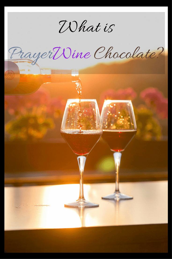 What isPrayerWine Chocolate-